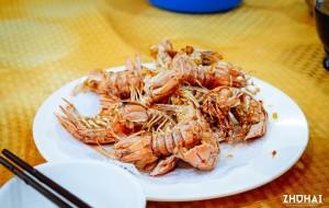 珠海美食-庙湾深海鱼档