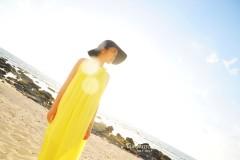 。大海说你好。于是风和日丽。天堂原乡Mauritius