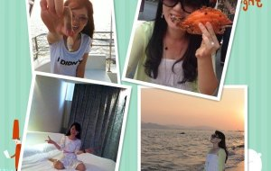 【日照图片】#消夏计划#看了您就懂了日照-小女子吃住行玩各种哈皮
