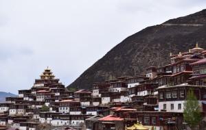 【川藏北线图片】#消夏计划#四月的大雪飘下  川藏北线进藏