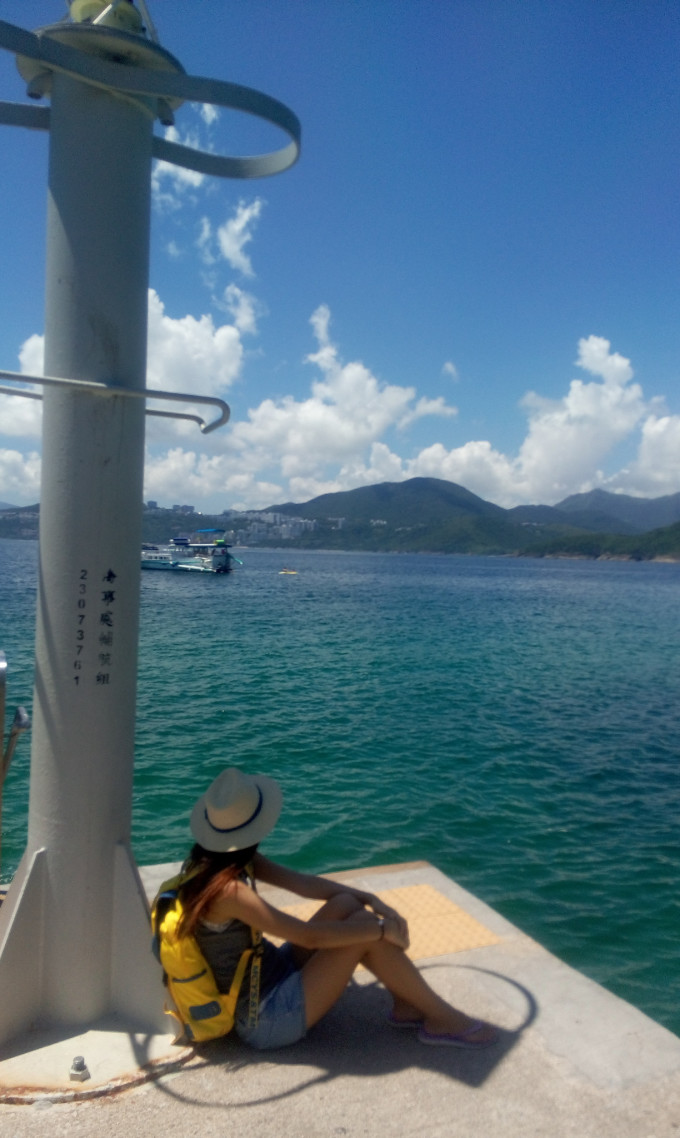 揭开香港离岛的淳朴面纱——大澳,半月湾,桥咀洲