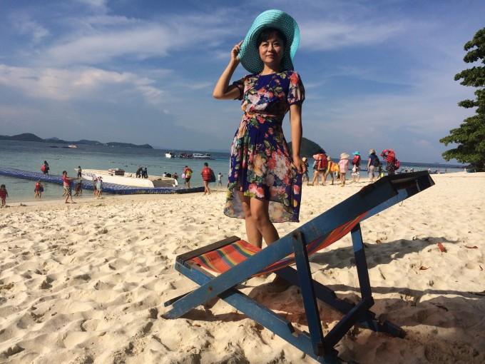 我的翡翠时光:八月,在普吉岛的日子