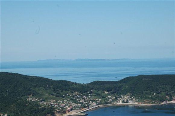 辽宁省旅游 海洋岛旅游攻略 黄海前哨——海洋岛!