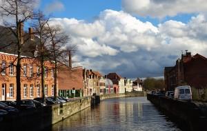 【牛津图片】乘火车游欧洲-英国比利时荷兰丹麦28日-(之八)布鲁日,北方威尼斯