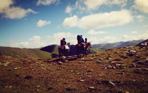 【莫斯卡图片】雅拉神山+莫斯卡徒步穿越记