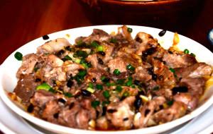 黄姚古镇美食-古记农家饭