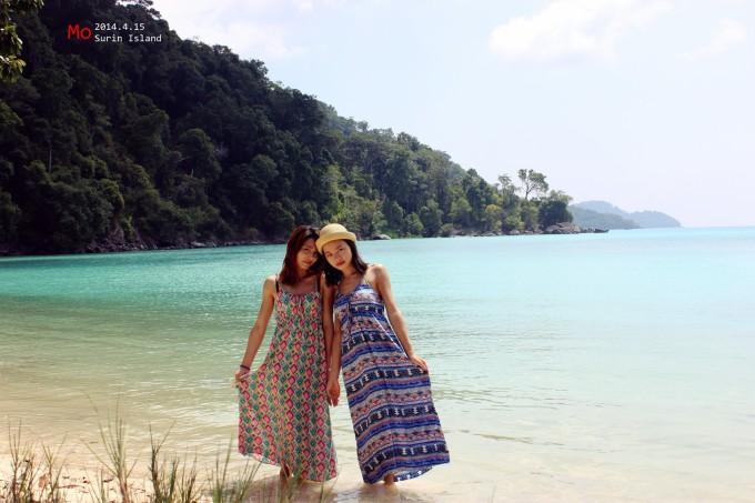 在路上,遇见泰国(曼谷 考拉镇 斯米兰群岛 达差岛 苏林岛)