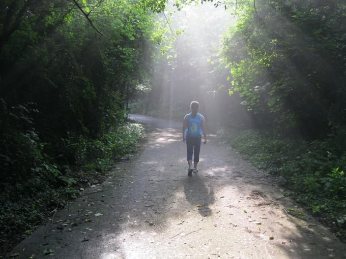 消夏计划#黄荆山森林公园