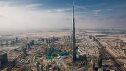 迪拜景点-哈利法塔(Burj Khalifa)