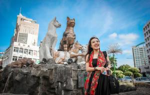 【古晋图片】说好的去看猫(然而没有猫)——2014年3月马来西亚(古晋、槟城、吉隆坡)