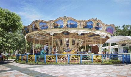 芽庄 珍珠岛游乐园门票 跨海缆车