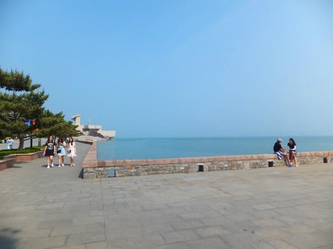 威海刘公岛半日行