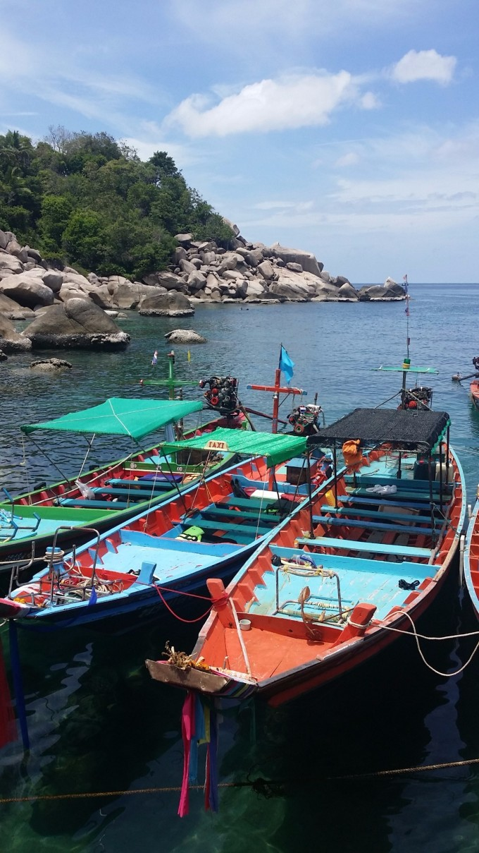 2015暑假泰国苏梅岛游记