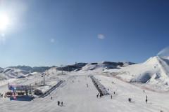 冬季滑雪·新疆天山天池滑雪攻略