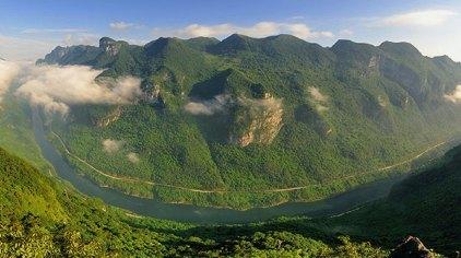 河池龙滩大峡谷国家森林公园门票
