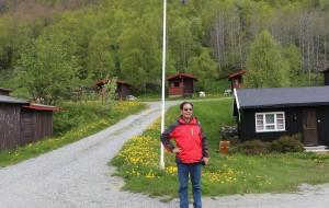 【挪威图片】北欧挪威游之...山之都卑尔根高速休息区风景随拍