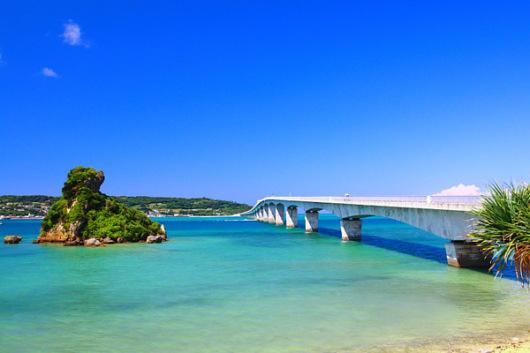 古宇利岛是冲绳岛的离岛