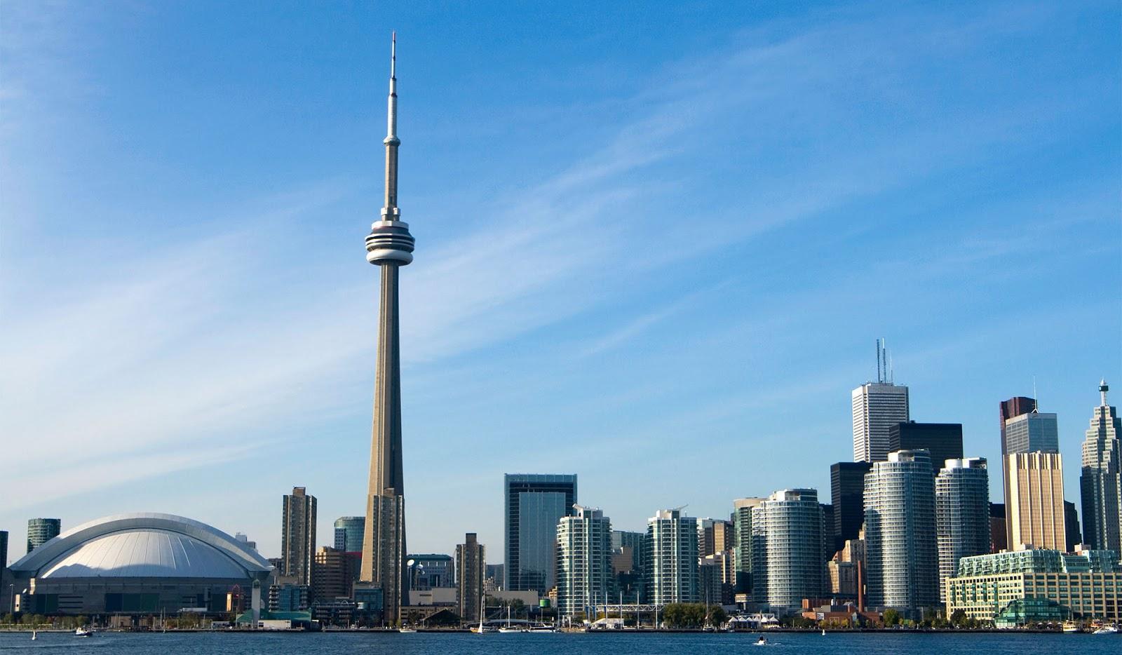 加拿大首都温哥华标志性建筑 - 加拿大