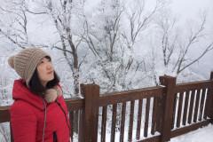 ❤如童话般的世界❤--长白山滑雪日记
