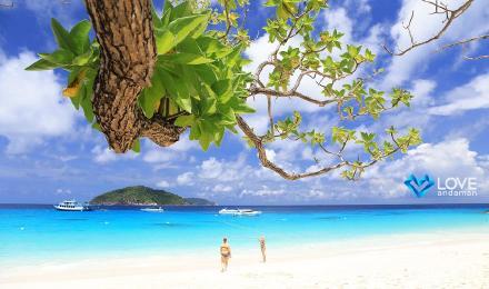 【普吉zui美岛屿】斯米兰群岛一日游