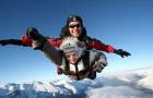 新西兰炫酷玩法皇后镇高空跳伞1日游+感受速度与激情