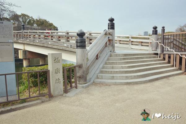 长堀桥(长堀鹤见绿地线)-大阪商务园区,大阪城公园附近有三个站,自己