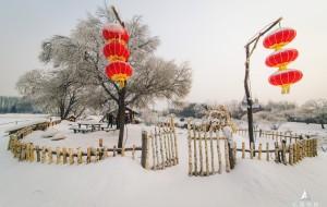 【哈尔滨图片】#蜂首#【冬季,哈尔滨】---玩遍哈尔滨,感受冰雪之魅!