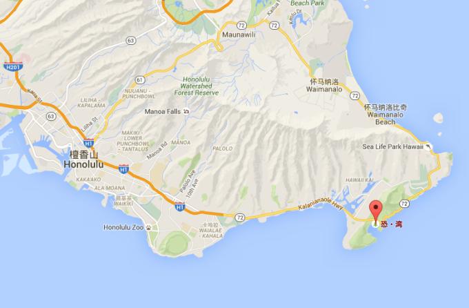 [一场两小无猜的蜜月旅行]夏威夷欧胡岛茂宜岛,玩沙滩