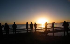 【河西走廊图片】凉风、蓝海、沙丘。去西北从你的全世界路过。