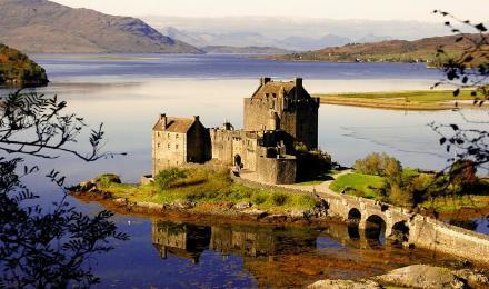 苏格兰 天空岛 英格兰5日精华游 天空岛经典线(深入英国腹地饱览高山