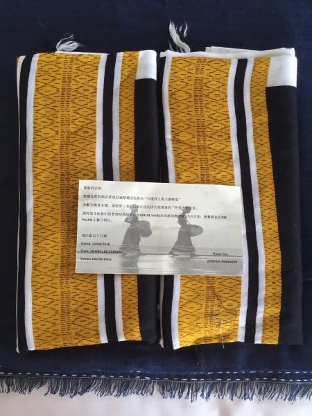 纱笼穿法中文步骤图