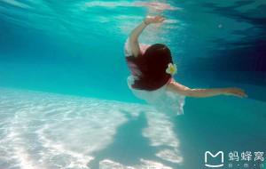 【锡基霍尔图片】2016菲国之杜马盖地五日行,湛蓝的海水,可爱的大嘴!~(APO、OSLOB、Siquijor)