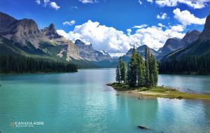 【加拿大落基山国家公园群图片】加西的夏:漫游温哥华,自驾落基山