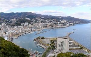 """【静冈市图片】制霸了一座叫做""""热海""""的城。"""