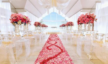 【芝心海外婚礼特惠】巴厘岛海之教堂婚礼