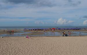 【嵊泗图片】2016.8.1-8.2嵊泗基湖沙滩和捕鱼体验