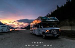 【尼亚加拉图片】记录最浪漫的二维世界——我在加拿大的那段房车自驾时光