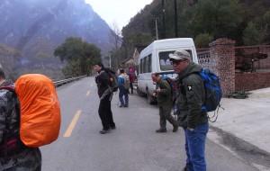 【阳城图片】山西阳城七狼户外攀登太行山最险要线路----十八缸