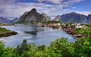 【斯德哥尔摩图片】北欧---童话般的画卷,瑞典、挪威、芬兰23天8500公里自驾游