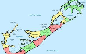 【百慕大图片】百慕大印象之一,神秘的岛国原来并不神秘。