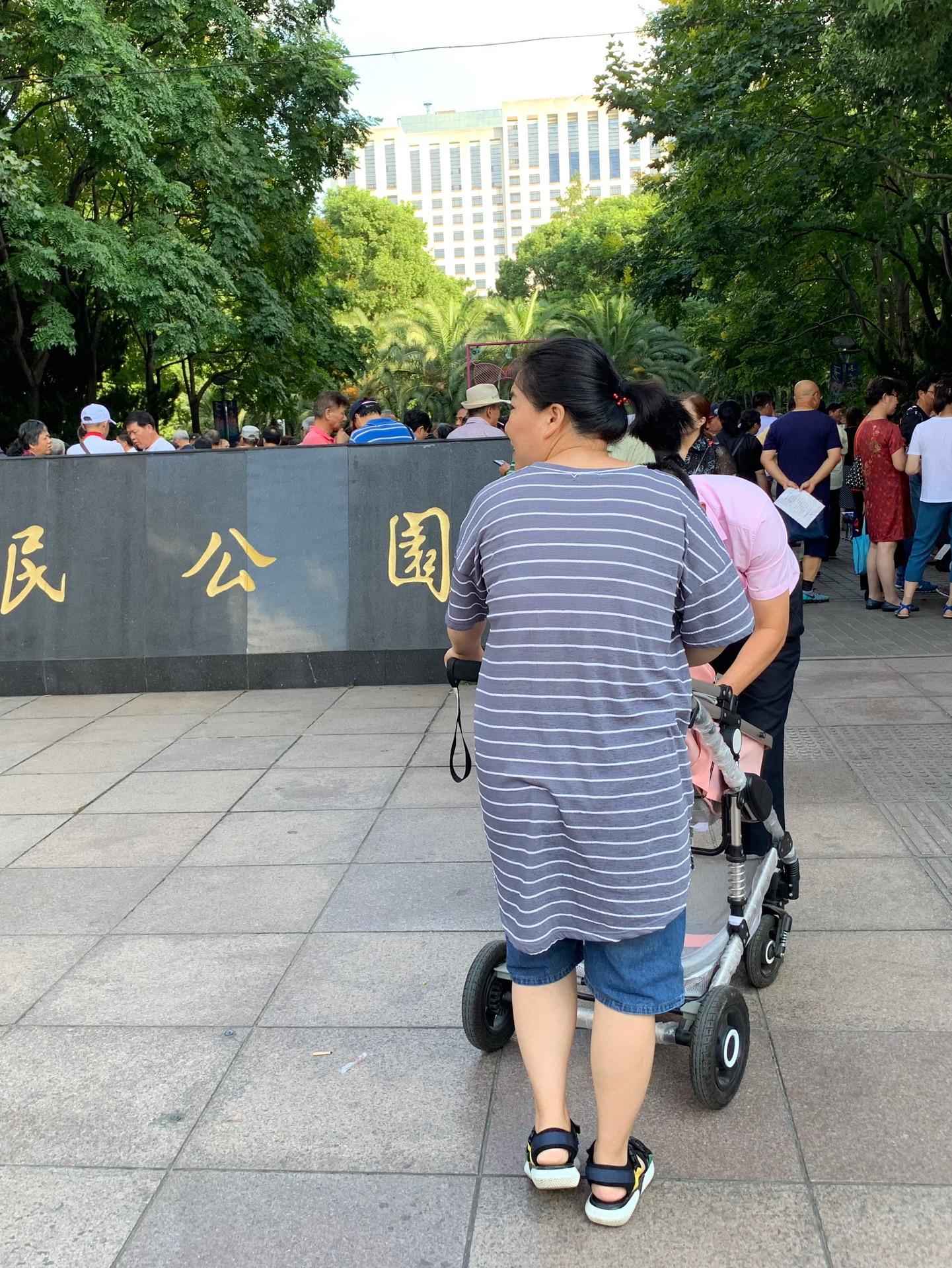 周末上海闲逛奇遇下