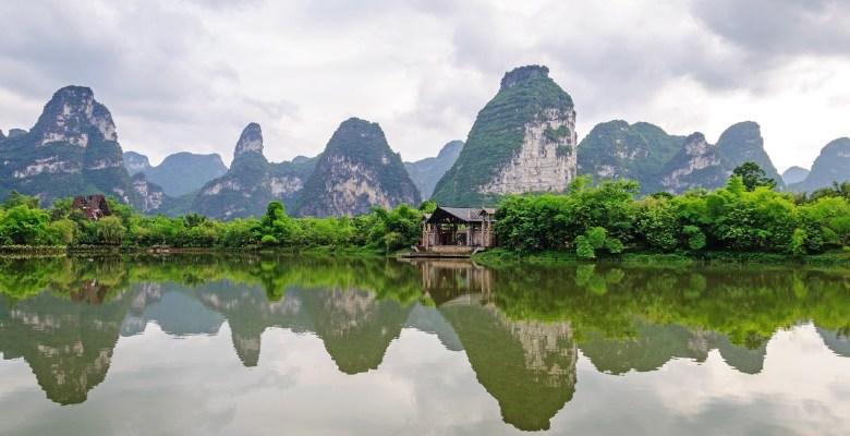 广西之西: 陶醉于崇左,靖西的清山绿水:明仕田园, 德天瀑布,旧州,鹅泉