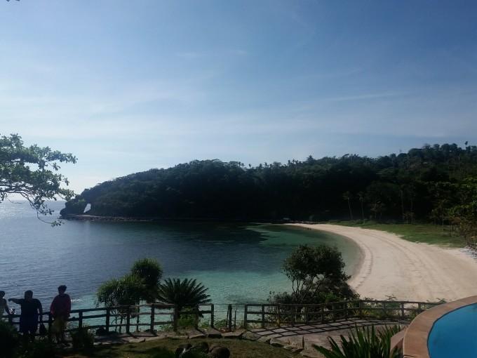 长滩岛半自由行度假游记