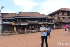 南亚尼泊尔佛教之行...世界遗产杜巴广场55窗皇宫风景随拍