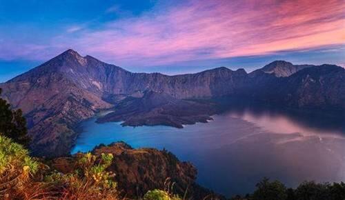 2017年十一国庆期间龙目岛 gili岛=登火山 跳岛赶海