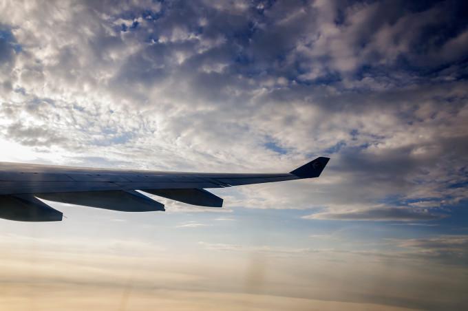 首都机场启程前往巴厘岛