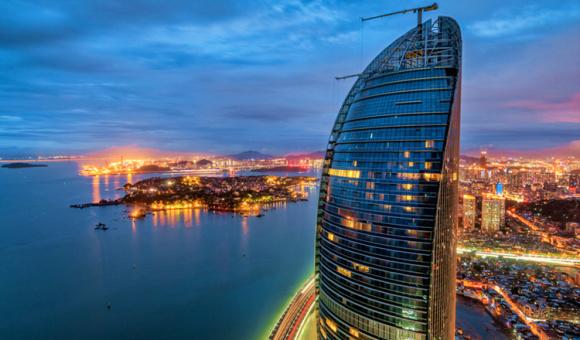 厦门风景图片750×580