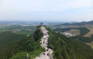 【潍坊图片】青州云门山、博物馆、古街休闲游