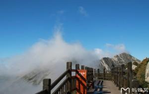 【太白山图片】太白山,9小时,一日登顶往返!