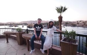 【开罗图片】陪伴女神纵横埃及2000公里行走11天【阿斯旺、卢克索、赫尔格达、开罗、黑白沙漠】